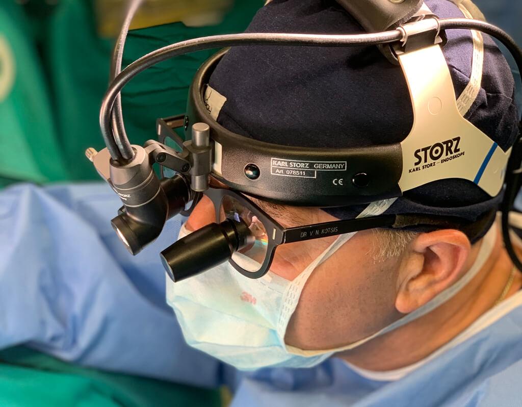 χειρουργική των στεφανιαίων αγγείων με πάλλουσα καρδιά
