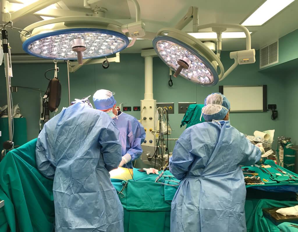 Με τη μέθοδο της χειρουργικής με Πάλλουσα Καρδιά επιτυγχάνουμε άριστα αποτελέσματα